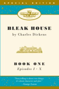 GLTS presents BLEAK HOUSE book cover
