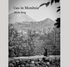 Cats in Monitsia Micke Berg book cover