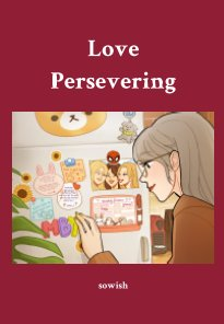 Love Persevering book cover