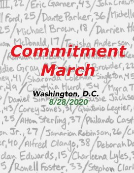 Commitment March book cover