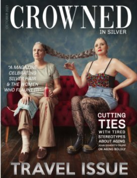 Crowned In Silver: Second Issue (October 2021) book cover