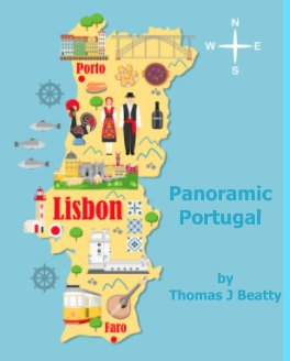 Panoramic Portugal (and Beautiful Bordeaux) book cover