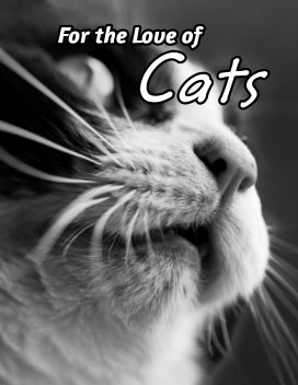 For the Love of Cats book cover