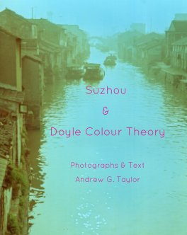 Suzhou and Doyle Colour Theory book cover