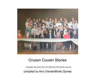 Cruson Cousin Stories book cover