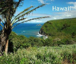Hawaii book cover