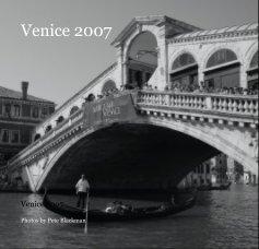 Venice 2007 book cover