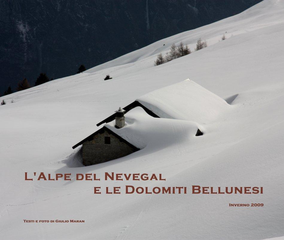 Ver L'Alpe del Nevegal e le Dolomiti Bellunesi por Giulio Maran