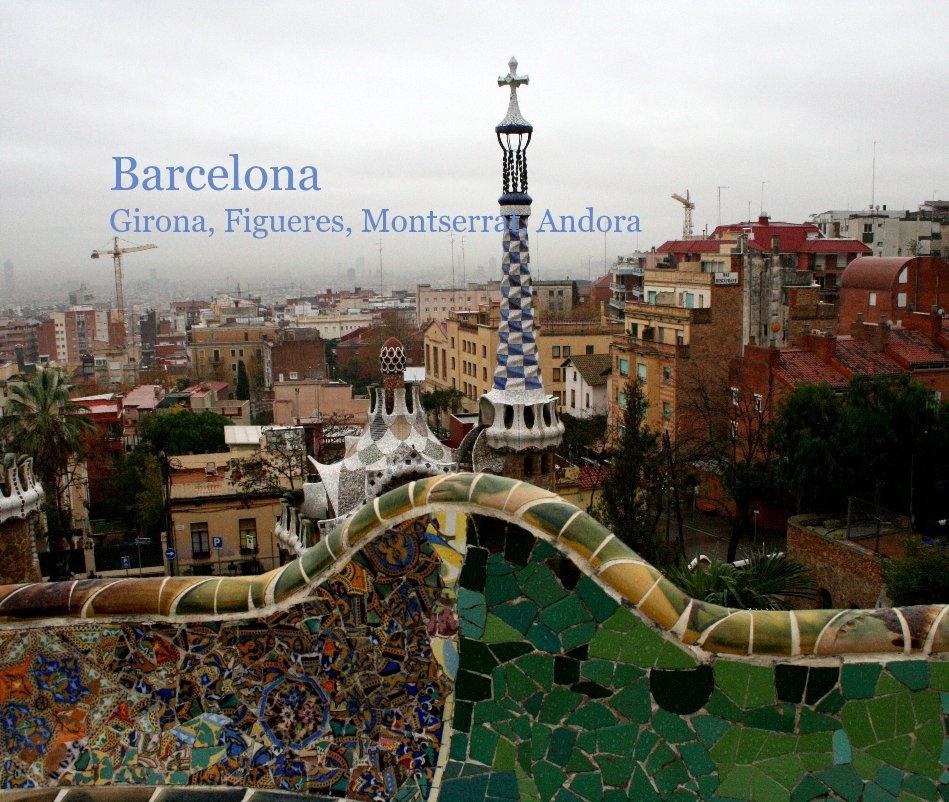 View Barcelona Girona, Figueres, Montserrat, Andora by Olympia Basklavani