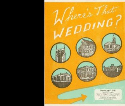 Wedding Book book cover