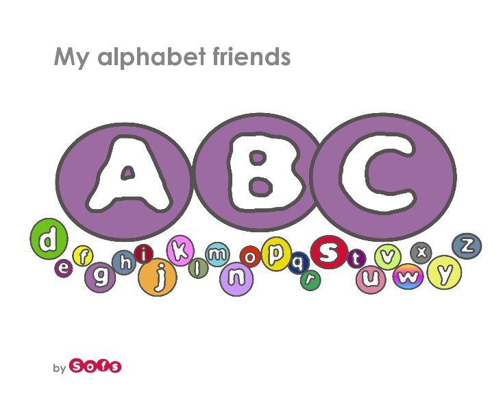 Ver My alphabet friends por Sofs