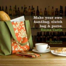 Make your own handbag, clutch bag & purse book cover