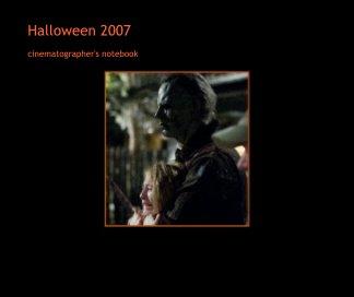 Halloween 2007 book cover
