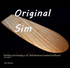 Original Sim book cover