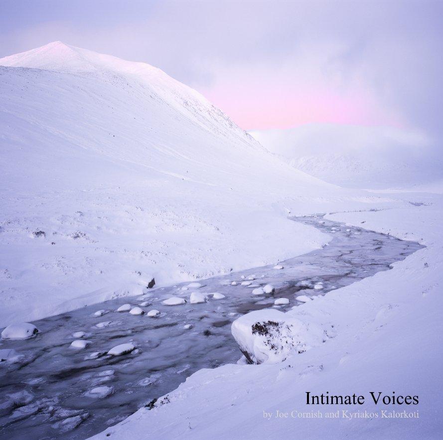 View Intimate Voices by Joe Cornish and Kyriakos Kalorkoti
