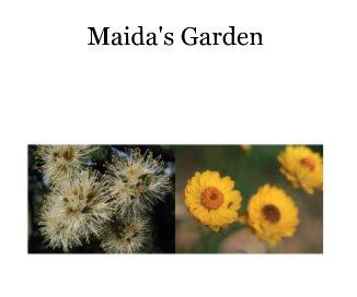 Maida's Garden book cover
