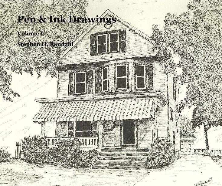 View Pen & Ink Drawings by Stephen H. Randahl