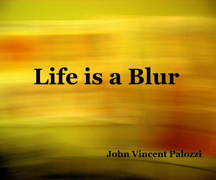 View Life is a Blur by John Vincent Palozzi