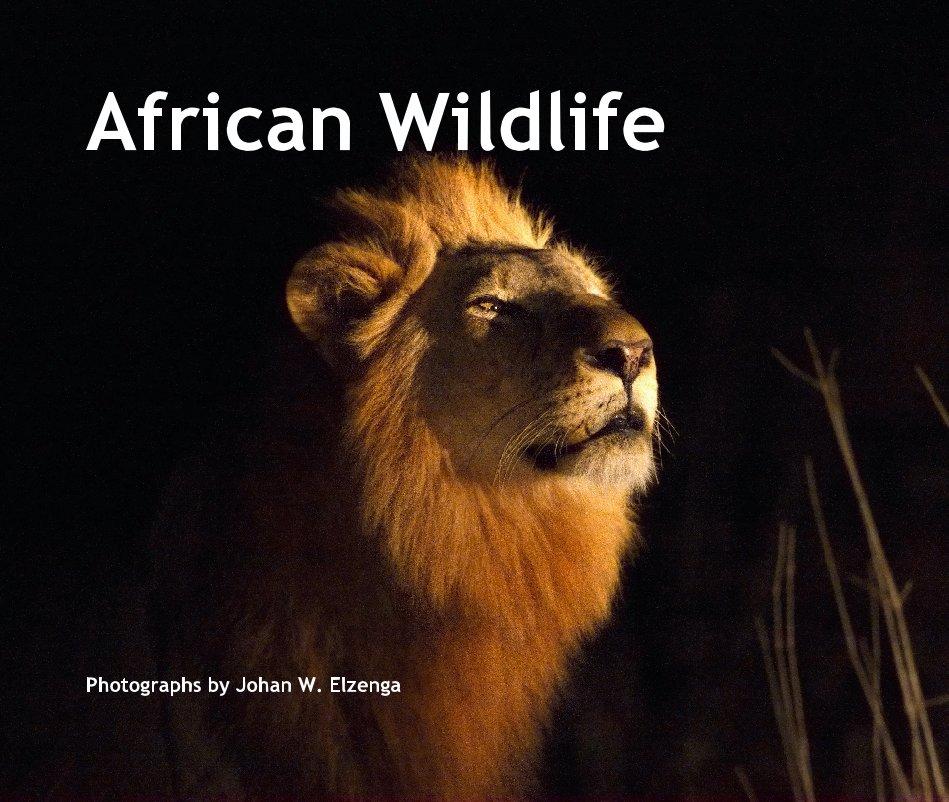 View African Wildlife by Johan W. Elzenga