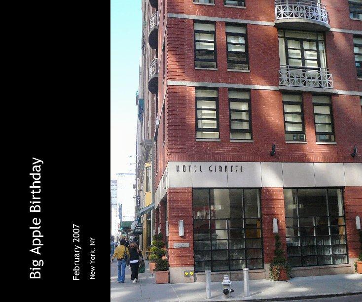 Ver Big Apple Birthday por New York, NY