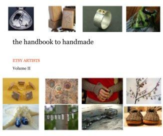 the handbook to handmade volume II book cover