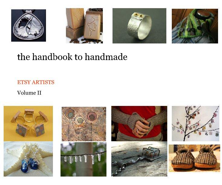 Bekijk the handbook to handmade volume II op Volume II