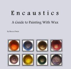 Encaustics book cover
