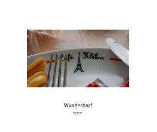 Wunderbar! book cover