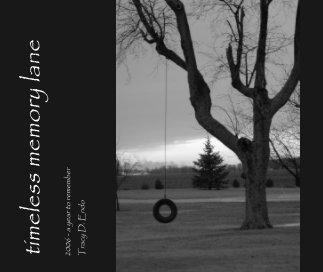 timeless memory lane book cover