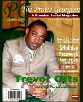 Trevor Otts - The Prince Georgian December 2007 book cover