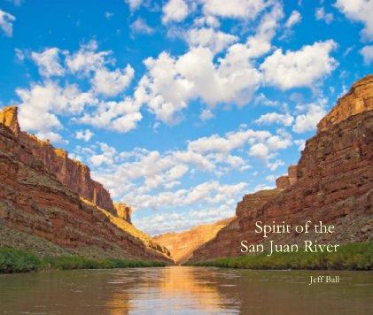 Spirit of the San Juan River book cover