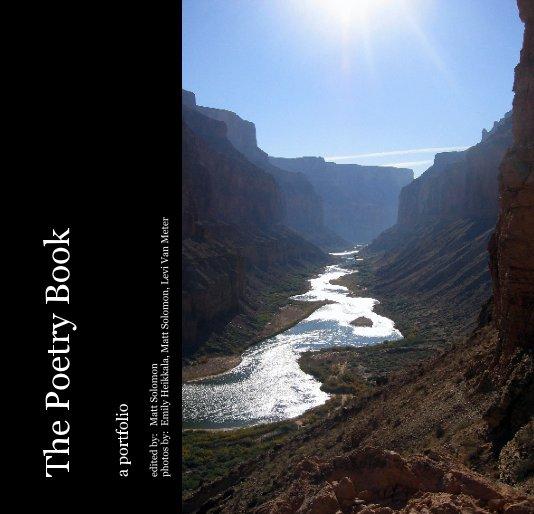 View The Poetry Book by Matt Solomon