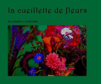 la cueillette de fleurs book cover