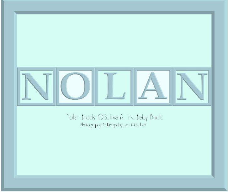 View Nolan's Birth by Jen O'Sullivan