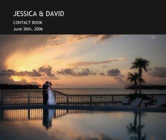 JESSICA & DAVID book cover