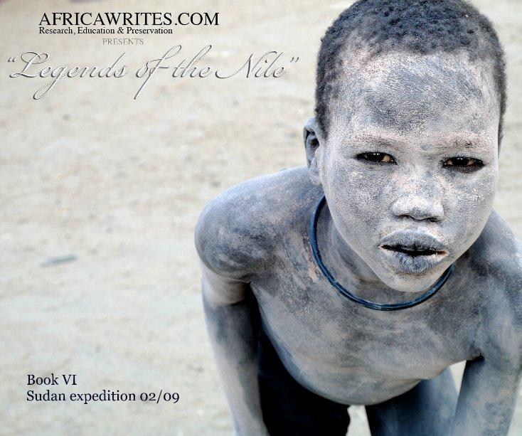 View Legends of the Nile by Patrick Gorham Lanfia Toure