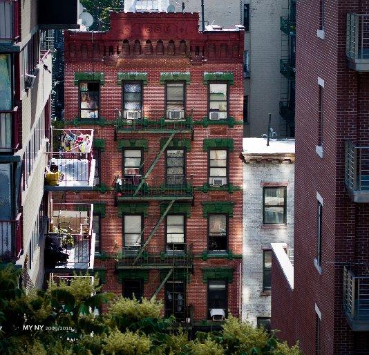 View MY NY by Edyta Leszczak