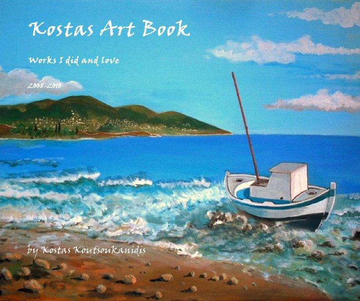 View Kostas Art Book by Kostas Koutsoukanidis