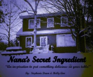 Nana's Secret Ingredient book cover