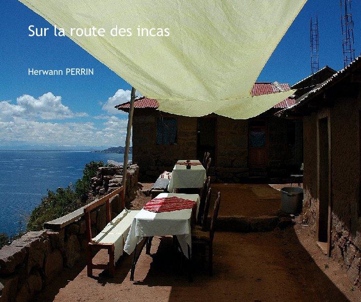 View Sur la route des incas by Herwann PERRIN