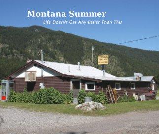 Montana Summer book cover