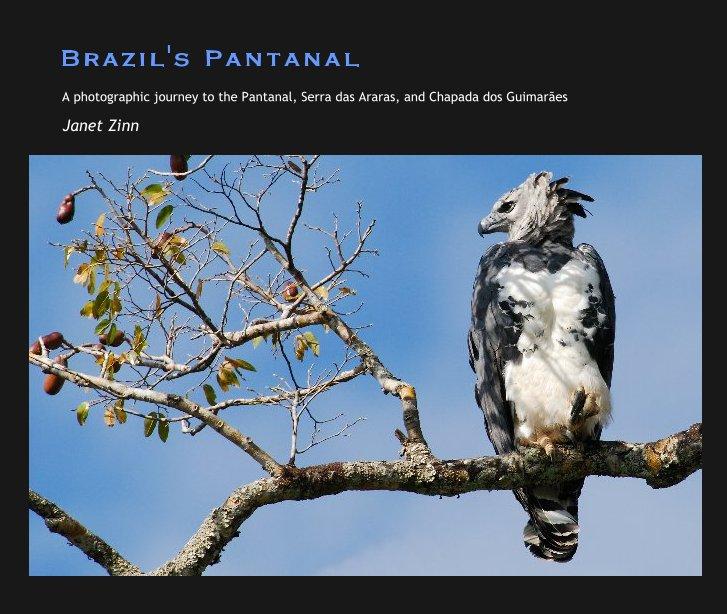 View Brazil's Pantanal by Janet Zinn