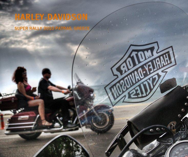 View HARLEY-DAVIDSON by Menelaos Myrillas & Nikos Libertas