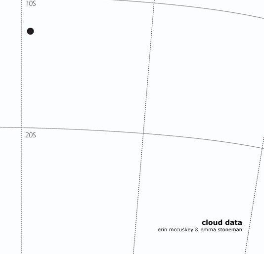 View cloud data by erin mccuskey & emma stoneman