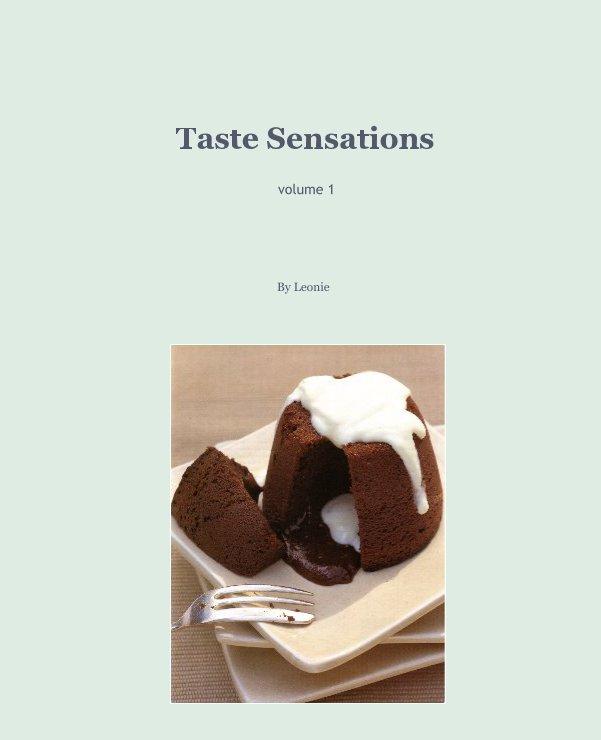 View Taste Sensations by Leonie