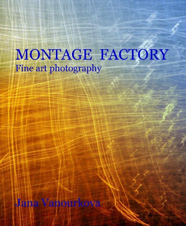 View MONTAGE FACTORY by Jana Vanourkova