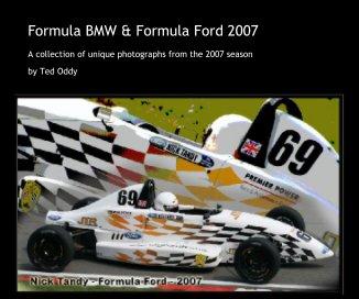 Formula BMW & Formula Ford 2007 book cover