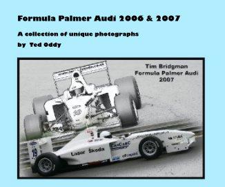 Formula Palmer Audi 2006 & 2007 book cover