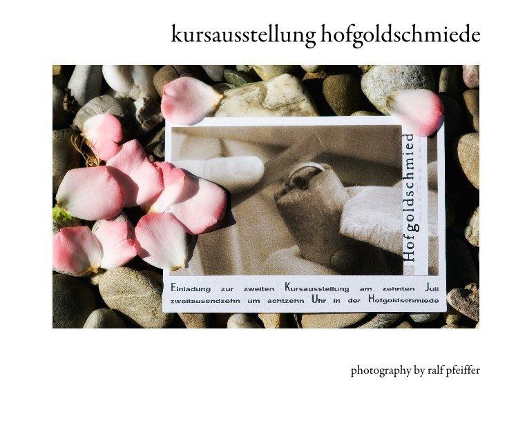 View kursausstellung hofgoldschmiede by photography by ralf pfeiffer