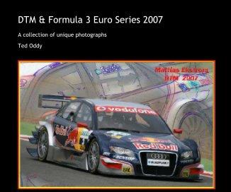 DTM & Formula 3 Euro Series 2007 book cover